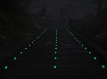 大学 屋外階段(静岡県) φ31mm