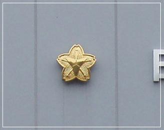 消防団紋章(石川県) 紋章φ300mm