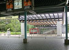 東京競馬場 屋内外階段(東京都) JTK-2S(旧型)